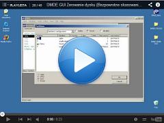 Zerowanie dysku, bezpowrotne <br />skasowanie danych, Nadpisanie DMDE GUI