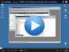 Przykład jak odzyskać plik z uszkodzeniem logicznym DMDE GUI