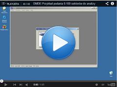 Przykład podania 0-100 sektorów do analizy DMDE GUI