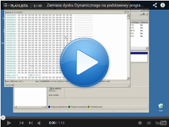 Zamiana dysku dynamicznego na podstawowy DMDE GUI ver. 2.2.2