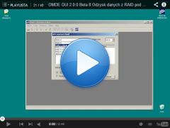 Odzysk danych z RAID pod Windowsem DMDE GUI ver. 2.0.0 beta 8